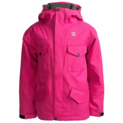 DC Shoes Arcadia Snowboard Jacket - Insulated (For Girls)