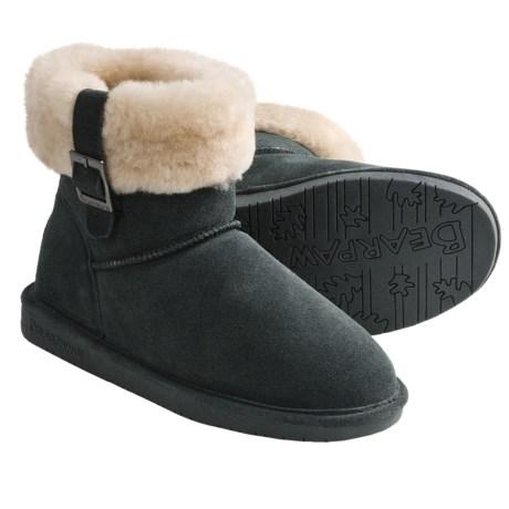 Bearpaw Abby Boots - Suede Sheepskin-Wool, Lined (For Women)