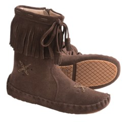 Peace Mocs Tina Boots (For Women)