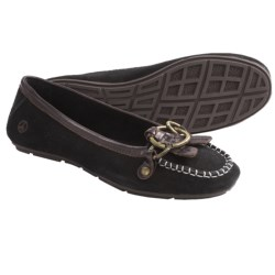 Peace Mocs Mary Shoes - Leather (For Women)