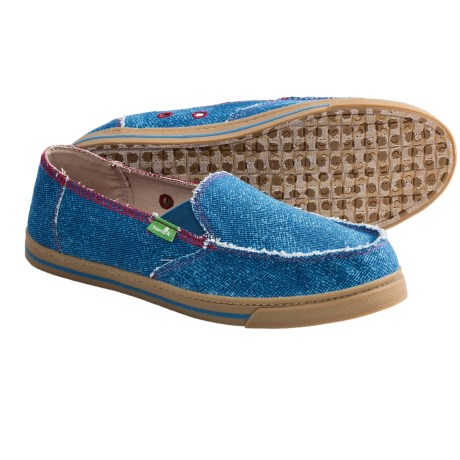 Sanuk Cabrio Breeze Shoes Slip-Ons (For Women)
