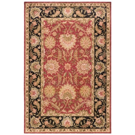 """Momeni Old World Collection Wool Area Rug - 5'3""""x8'"""