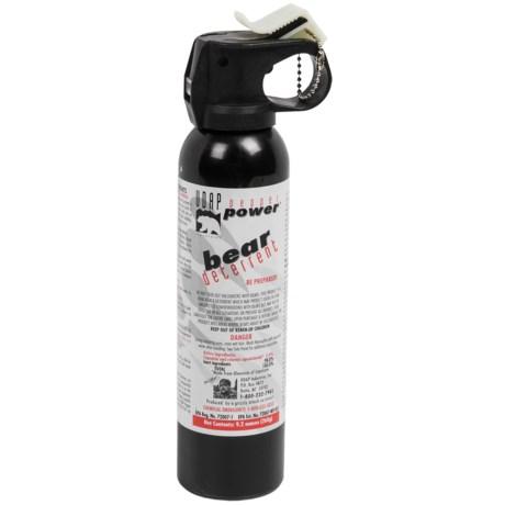 UDAP Magnum Bear Spray - Chest Holster, 9.2 fl.oz.
