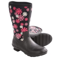 Muck Boot Company Arctic Snowflake Rubber Boots - Waterproof (For Women)
