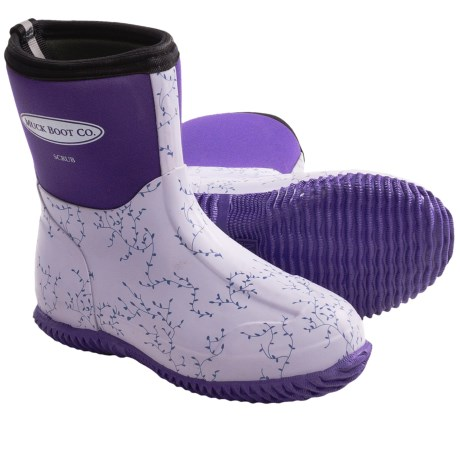 Muck Boot Company Scrub Rubber Boots - Waterproof (For Women)