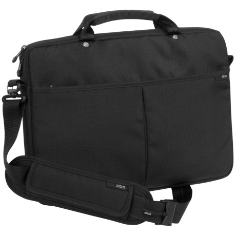 STM Slim Shoulder Laptop Bag - Small