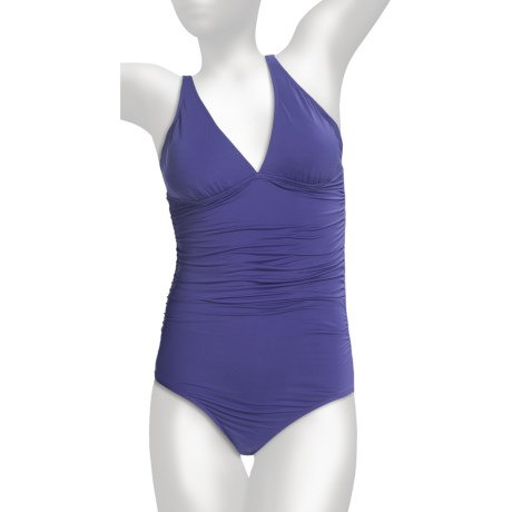 Carve Designs Vista One-Piece Swimsuit - UPF 50+ (For Women)