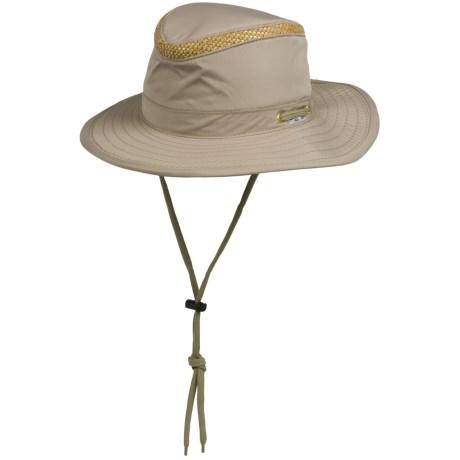 Cov-ver Cov-Ver Boater Outback Hat - Straw Crown (For Men and Women)
