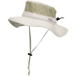 Cov-ver Cov-Ver Mesh Crown Outback Hat (For Men and Women)