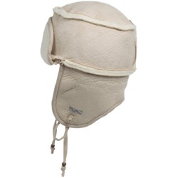 Cov-ver Trapper Hat - Faux Suede (For Men and Women)