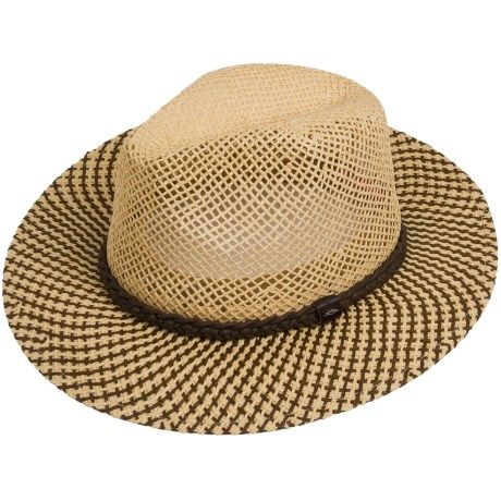 Cov-Ver Woven Toyo Safari Hat (For Men and Women)