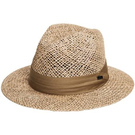 Cov-Ver Seagrass Safari Hat (For Men and Women)