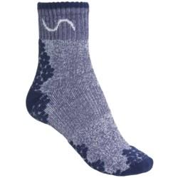 Eurosock Walk-Hike Socks - CoolMax®, Crew (For Men and Women)