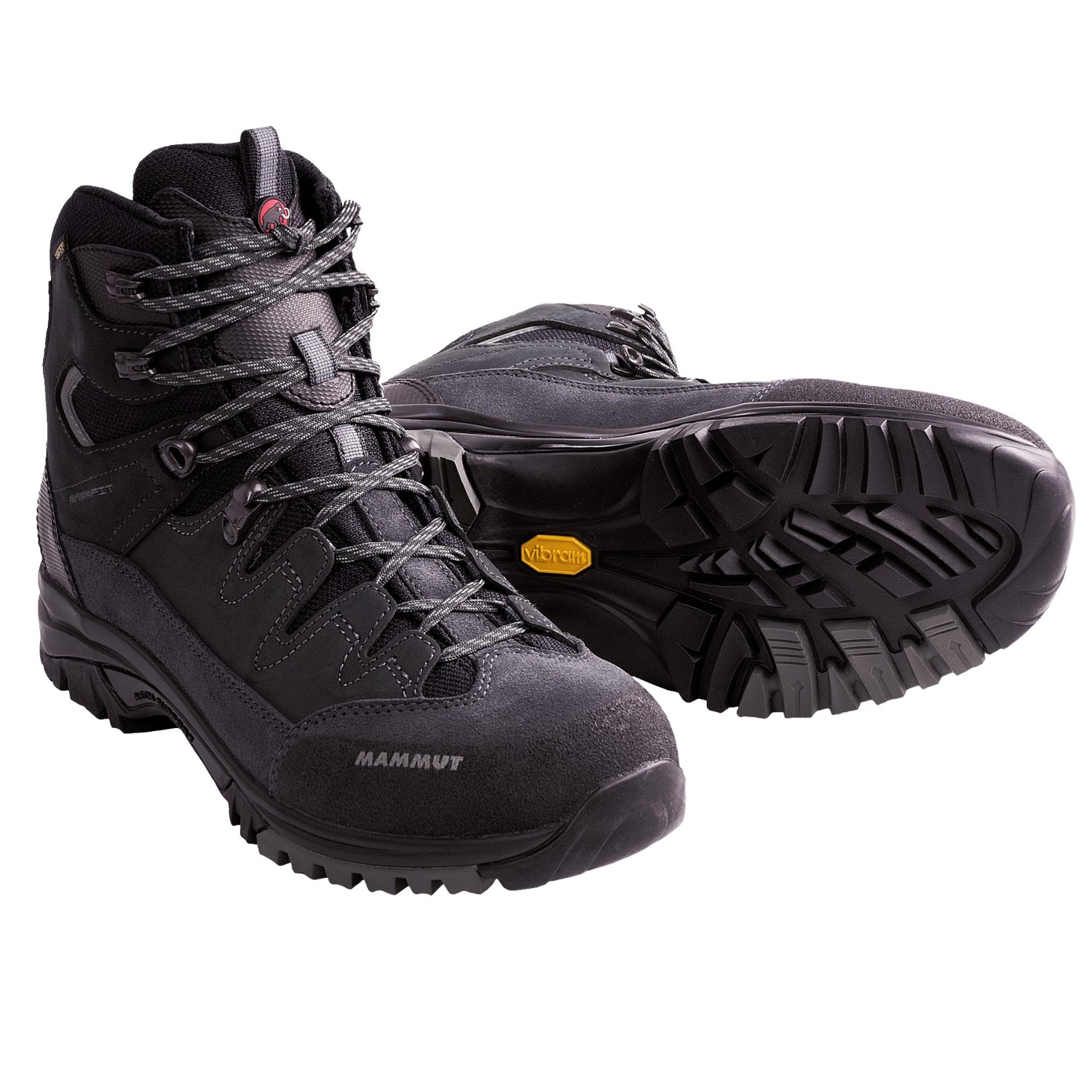 mammut chilkoot gore tex hiking boots for men 6682y. Black Bedroom Furniture Sets. Home Design Ideas