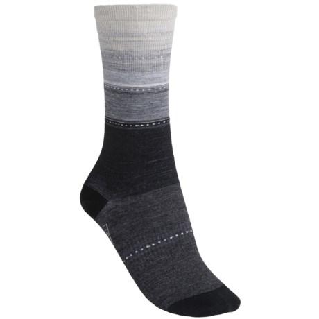 SmartWool Sulawesi Stripe Socks - Lightweight, Merino Wool (For Men and Women)