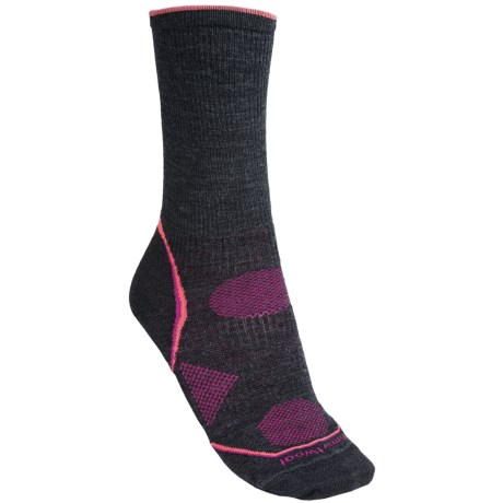 SmartWool PhD V2 Outdoor Ultralight Socks - Merino Wool, Crew (For Women)