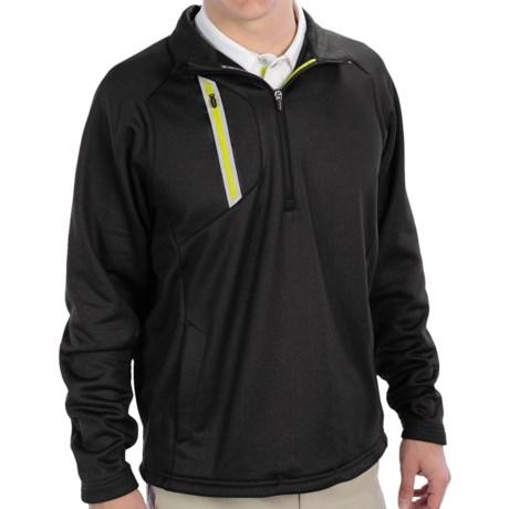 Zero Restriction 3-D Tech Fleece Sweatshirt - Zip Neck (For Men)