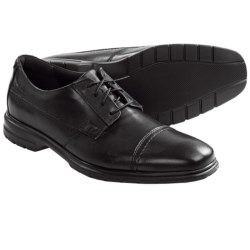 Clarks Ohara Lace-Up Shoes - Cap Toe (For Men)