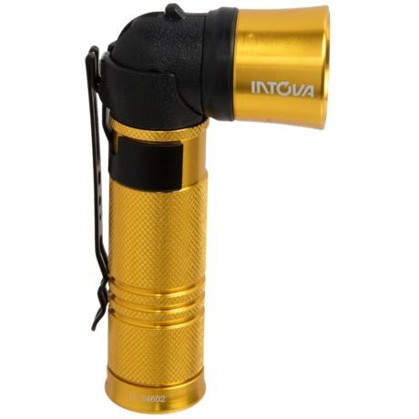 Intova Fire Light LED Flashlight