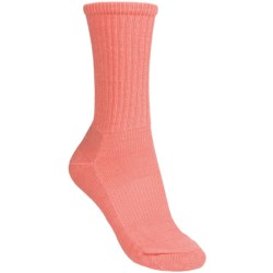 SmartWool Hiking Socks - Lightweight, Merino Wool, Crew (For Women)