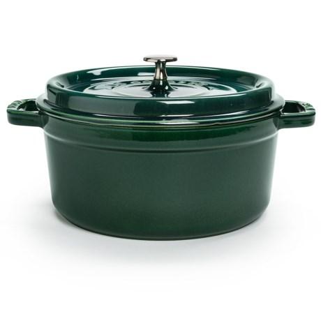 Staub Round Cocotte - 5.5 Qt., Cast Iron