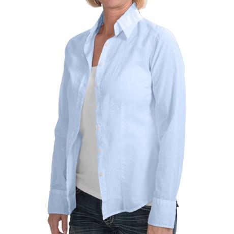 Alternative Apparel Woven Shirt - Button-Up, Long Sleeve (For Women)