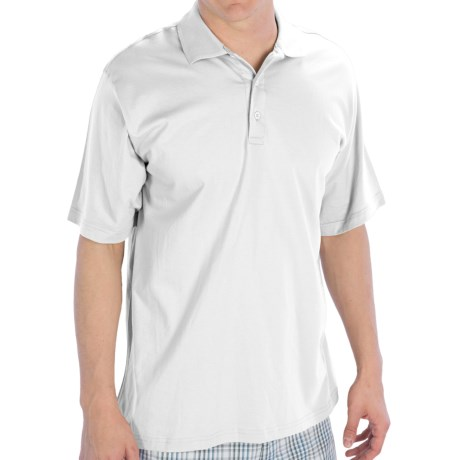 UltraClub Egyptian Breeze Polo Shirt - Short Sleeve (For Men)