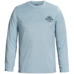All-American Fisherman Knit Shirt - Long Sleeve (For Men)