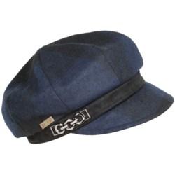 Betmar Chestnut Hat (For Women)
