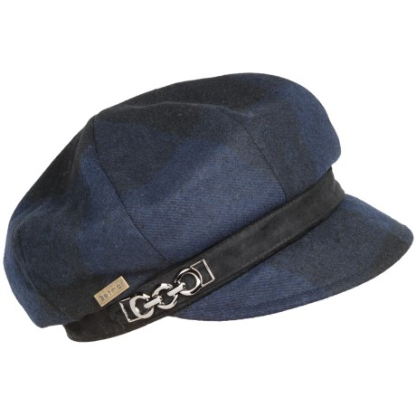Betmar Chestnut Hat (For Women)