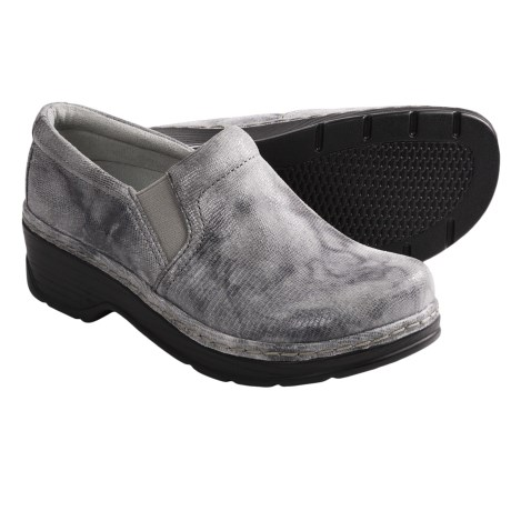 Klogs Naples Leather Clogs - Closed Back (For Women)