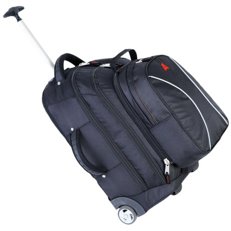 Athalon Rolling Backpack - Luggage