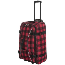 "Athalon Sportgear Hybrid 21"" Carry-On Luggage - Rolling"