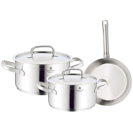 WMF Gourmet Plus Cookware Set - 5-Piece
