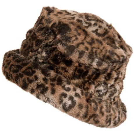 Parkhurst Josephine Hat - Faux Fur (For Women)