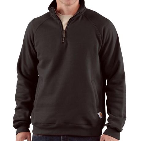 Carhartt Midweight Sweatshirt - Zip Neck, Factory Seconds (For Men)