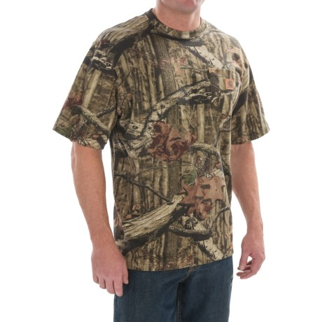 Carhartt Realtree® Xtra Camo T-Shirt - Short Sleeve (For Men)