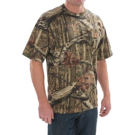 Carhartt Realtree® Xtra Camo T-Shirt - Short Sleeve (For Men)