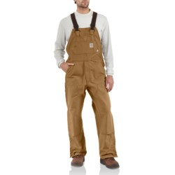 Carhartt Duck Bib Overalls - FR Flame-Resistant, Unlined (For Men)