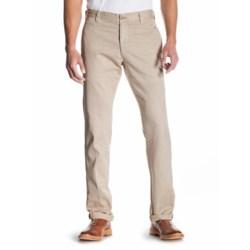 Agave Denim Papillon Chino Vintage Twill Flex Jeans - Classic Fit, Straight Leg (For Men)