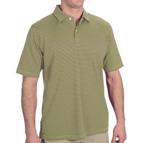 Fairway & Greene Wellington Polo Shirt - Short Sleeve (For Men)