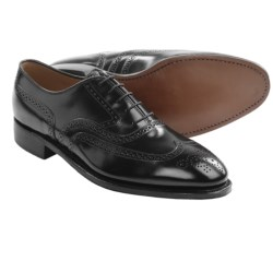 Johnston & Murphy Austin Wingtip Shoes - Oxfords (For Men)