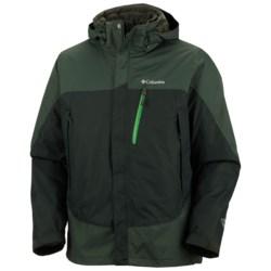 Columbia Sportswear Lhoste Mountain II Omni-Heat® Jacket - Waterproof, Insulated (For Men)