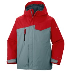 Columbia Sportswear Ice Slope 3-in-1 Jacket - Zip-Out Liner (For Boys)