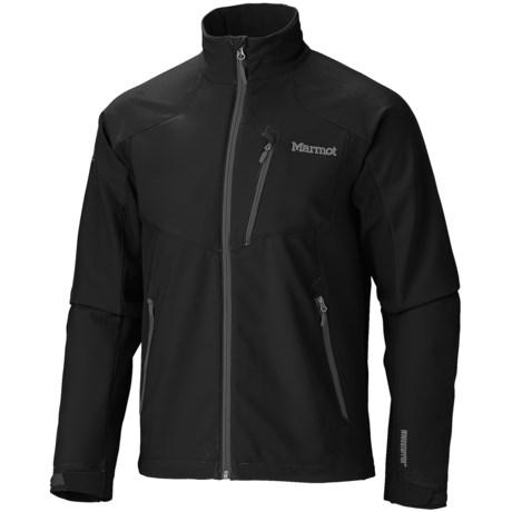 Marmot Prodigy Soft Shell Jacket - Windstopper® (For Men)