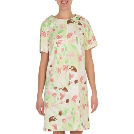 Bogner Romy Dress - Stretch Cotton, Short Sleeve (For Women)