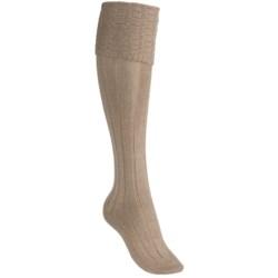 Falke Striggings Ribbed Knee High Socks (For Women)