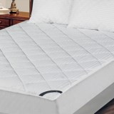 U.S. Polo Assn. Brushed Microfiber Mattress Pad - Full