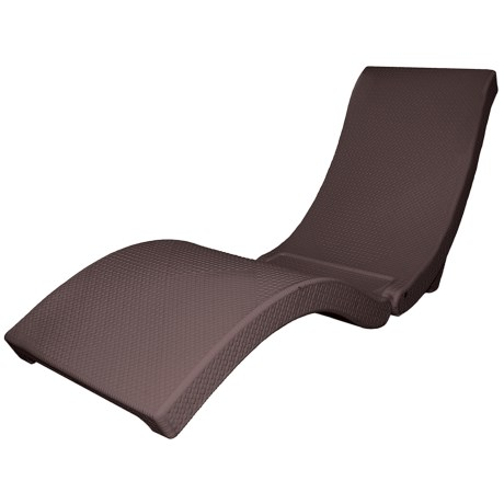 Swimways Sonoma Chaise Pool and Patio Lounger