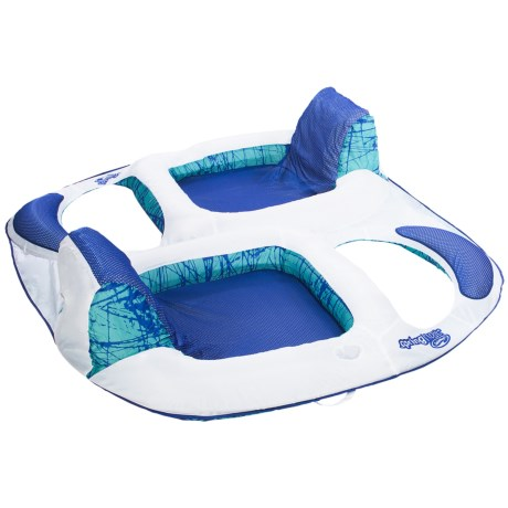 SwimWays Spring Float Duet Recliner